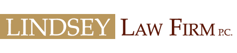 Lindsey Law firm logo